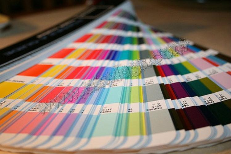 Printing Pantone Reference