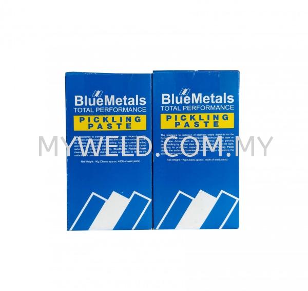 Blue Metal Pickling Paste 1KG Blue Metals Chemical Selangor, Malaysia, Kuala Lumpur (KL), Balakong Supplier, Distributor, Supply, Supplies   Myweld Equipment & Gases Sdn Bhd