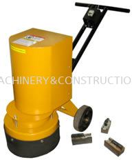 Toku Concrete Grinder with Electric Motor 3HP