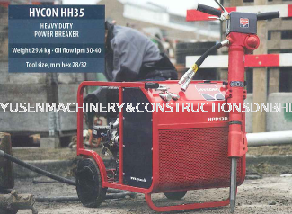 Hycon Hydraulic Breaker HH-35