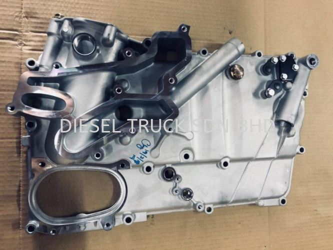SCANIA OIL COOLER COVER G SERIES 2519503