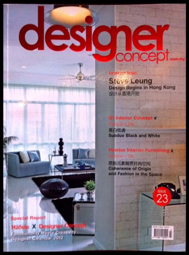 Designer concept - Issue 23