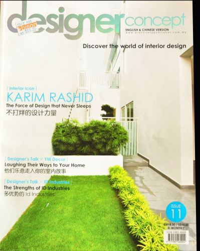 Designer concept - Issue 11