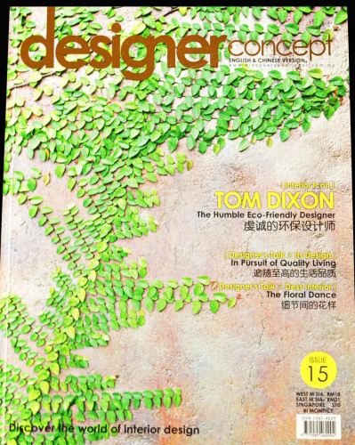 Designer concept - Issue 15
