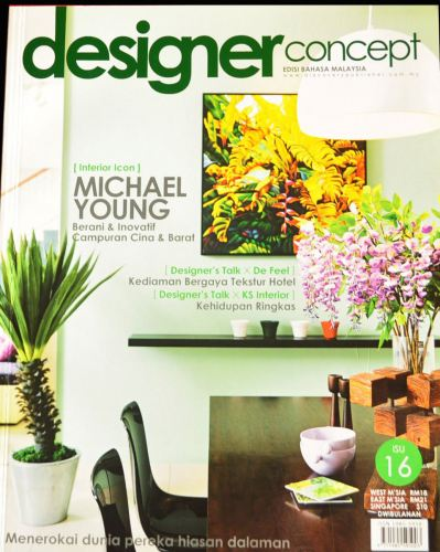 Designer concept - Issue 16