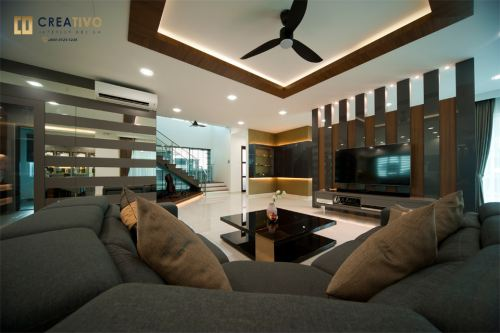 Interior Design & Renovation Bungalow @ Se - D laman, Klang