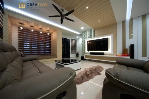 Interior Design & Renovation Semi-D @ Joseph - Bdr Botanik, Klang