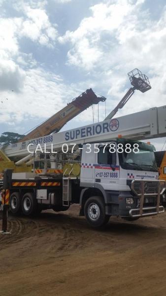 SKYLIFT Skylift Johor Bahru (JB), Kangkar Tebrau, Malaysia Supplier, Rental, Supply, Supplies   Superior Group