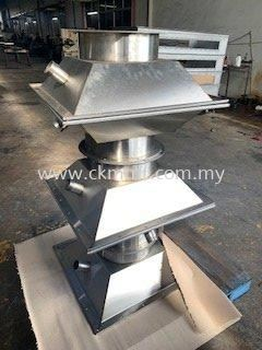 CLEAN ROOM FUNNEL Stainless Steel Products Johor Bahru (JB), Malaysia Supplier, Suppliers, Supply, Supplies | CKM Metal Technologies Sdn Bhd