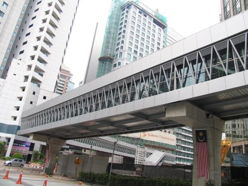KLCC-Impian Hotel Link Bridge