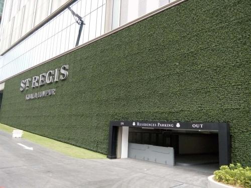 Hotel The St. Regis, Kuala Lumpur