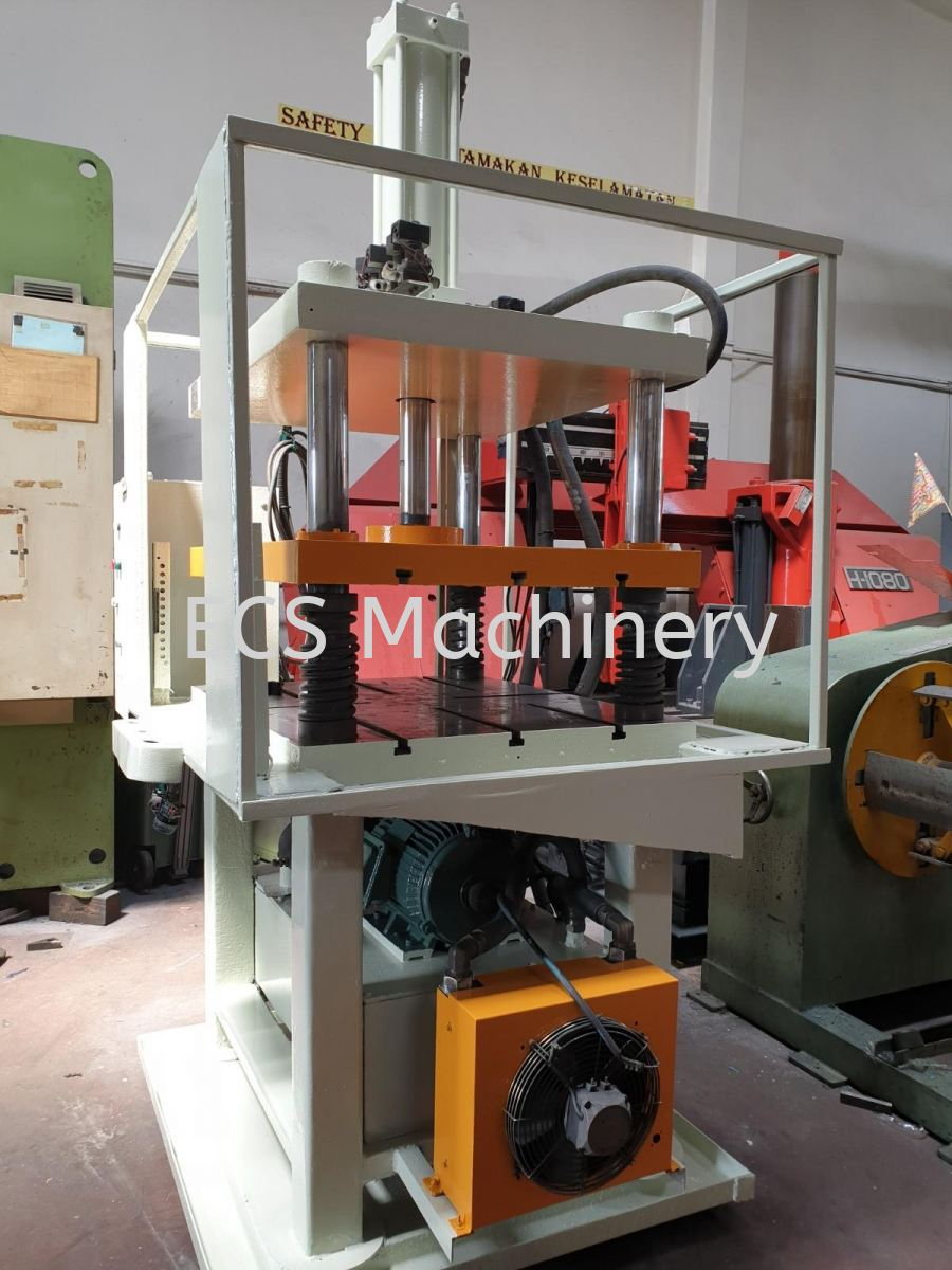 USED HYDRALIC PRESS MACHINE HYDRAULIC PRESS Johor Bahru (JB), Malaysia, Mount Austin Used, Reconditioned, Supplier, Supply | ECS Machinery Service