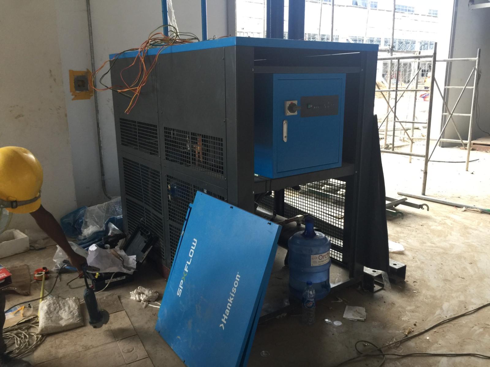 Airflux SPX FLOW Hankison Dryer service