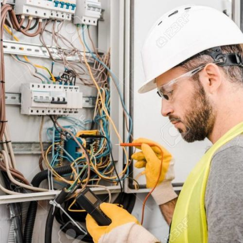 Maintenance and service of electrical systems