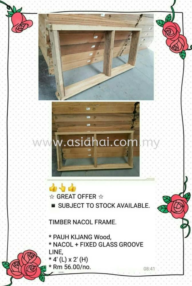 Timber Naco Frame Offer