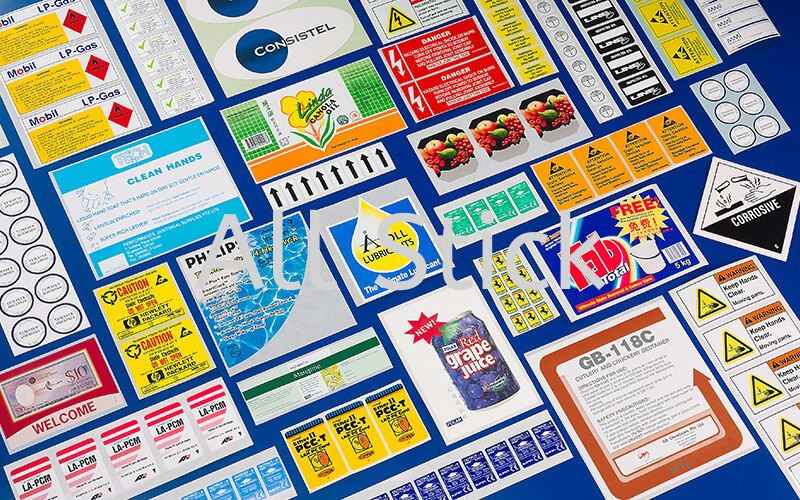 Product Labels & Stickers