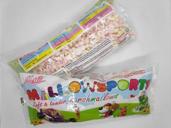 Marshmallow Mini Mini Assorted Filling,Topping and Glazes Ingredients Johor Bahru (JB), Malaysia, Tebrau Supplier, Suppliers, Supply, Supplies | EBAKE ENTERPRISE