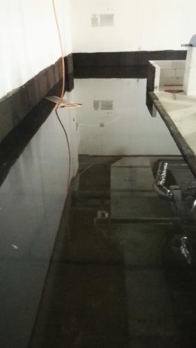 3mm Torch Applied Waterproof