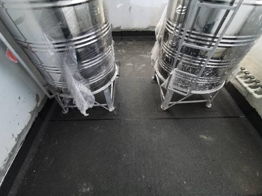 Expose Waterproofing Membrane