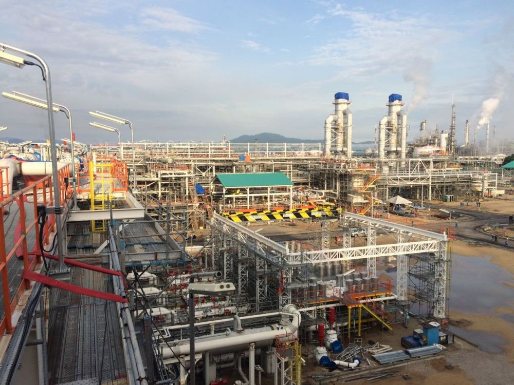 Terengganu Gas Terminal Project (TGAST) Electrical & Instrumentation Phase 1 & Phase 2
