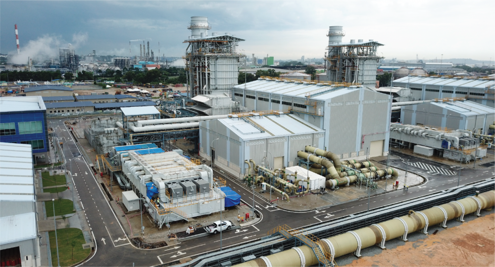 SPG 1440MW Track 4A IPP Project, EPCK, Malaysia Project