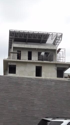 (2016) Double Roof Membrane System c/w Metaldek24 & SIKA: Bungalow