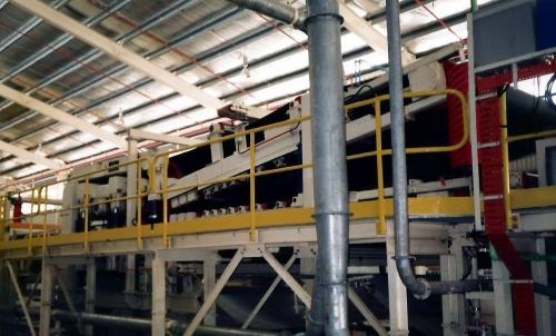 Dongwha Fiberboard, Nilai Plant