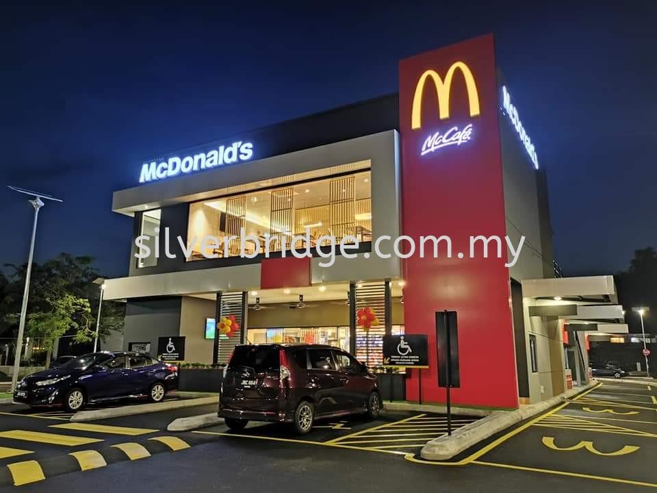 McDonald's @ Stulang Laut
