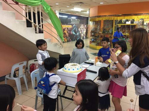 Kid's Club Birthday Party (15.07.2017)