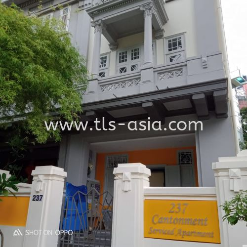 Singapore - Oxley Serviced Apartments
