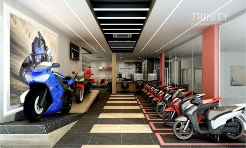 YAMAHA SHOWROOM - SKUDAI JB