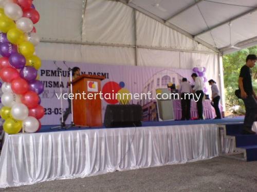 Opening @ Puchong