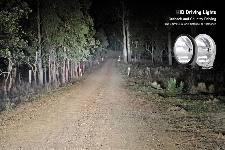 HID Driving Light