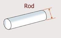 Rod capacity