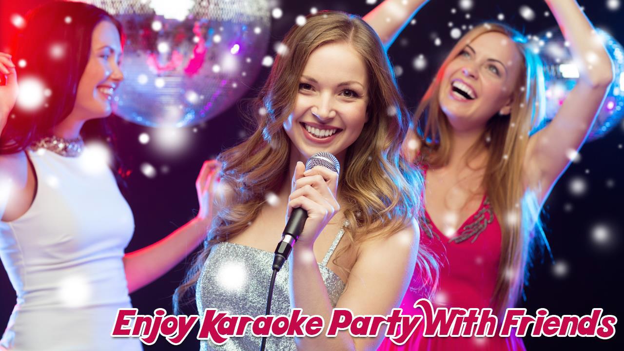 Karaoke With Girl In Kl