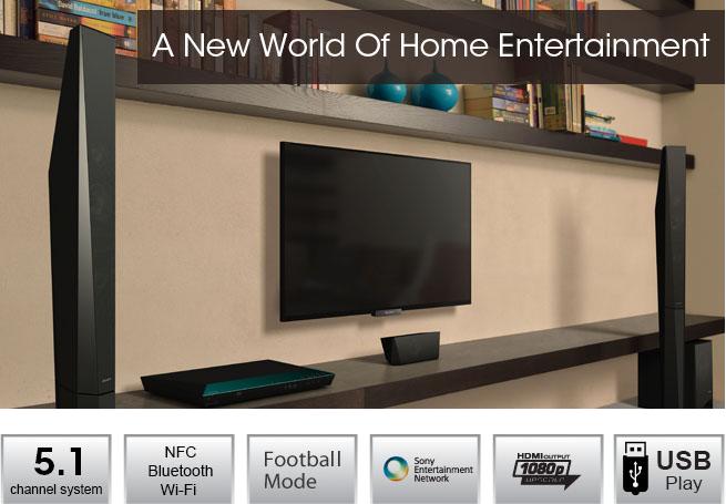 BDV-E4100 Sony Blu-Ray Home Theatre Systems Johor Bahru (JB ...