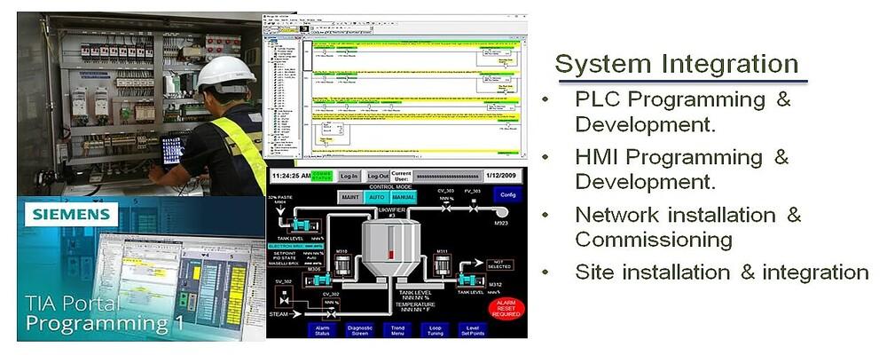 Industrial Automation PLC Programming - Malaysia, Vietnam, Indonesia, Kuala Lumpur, Selangor, Johor, Penang, Melaka, Perak, Pahang, Sabah, Sarawak.