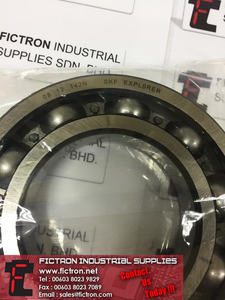 6217 SKF Explorer Deep Groove Ball Bearing Supply Fictron Industrial Supplies