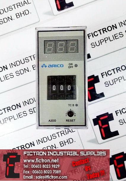 A2DD-RPK K-TYPE ARICO Temperature Controller Supply Malaysia Singapore Thailand Indonesia