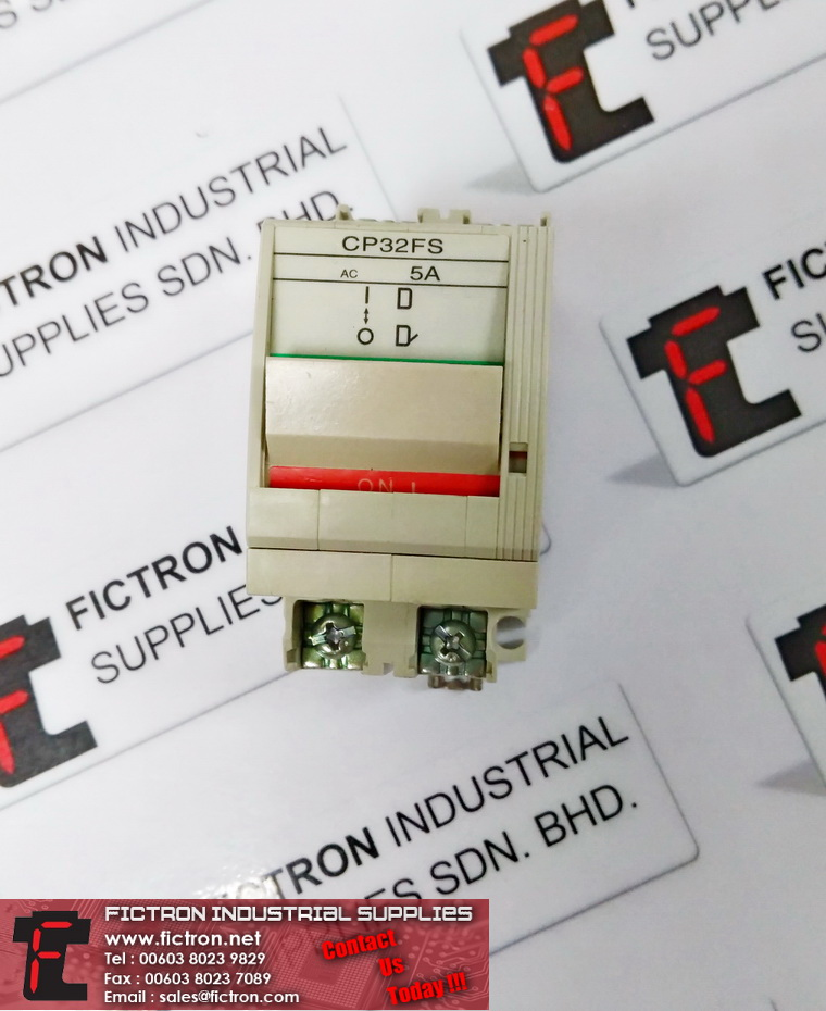 CP32FS5 FUJI CIRCUIT PROTECTOR Supply,By Fictron Industrial Supplies