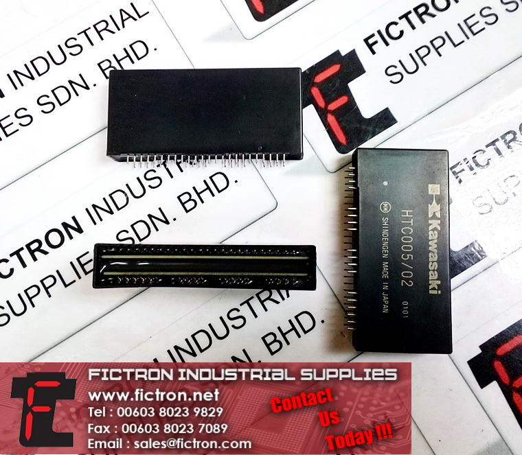 HTC00502 KAWASAKI IPM Module Supply Malaysia Singapore Thailand Indonesia Philippines Vietnam Europe & USA