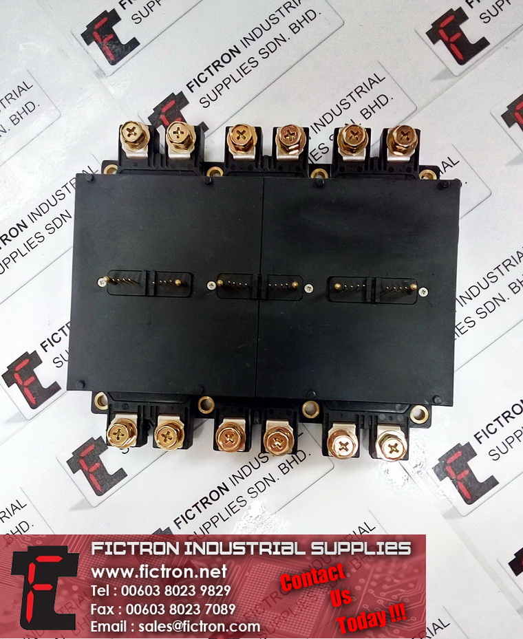 PM200CLA12 MITSUBISHI ELECTRIC Power Module IPM Supply Fictron Industrial Supplies