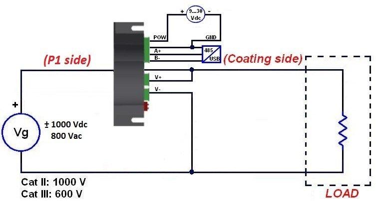 QI-POWER-485 Installation