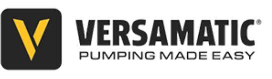 Versamatic Pump Brand Logo
