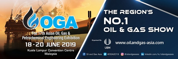 Oil & Gas Asia 2019 (OGA)