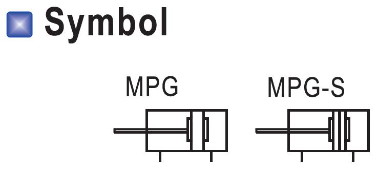 MPG Symbol