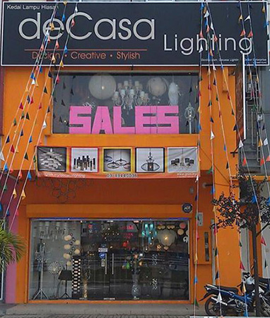 Lighting Supplier Puchong, Selangor, Light Decoration Supply Kuala ...