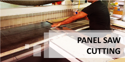 PANEL SAW CUTTING SERVICE