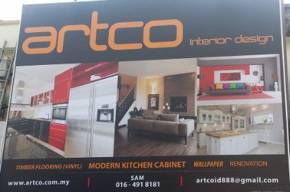 Interior Design Perak Kamunting Kitchen Renovation Kedah Alor