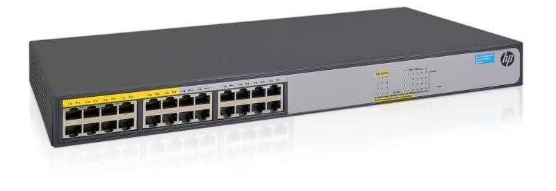 Buy HPE JH019A: OfficeConnect 1420 24G 24 port 10/100/1000 Mbps ...